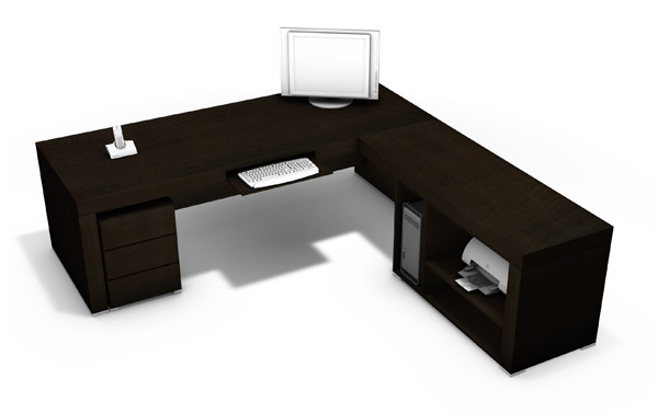 eskimeit product le bureau. Black Bedroom Furniture Sets. Home Design Ideas